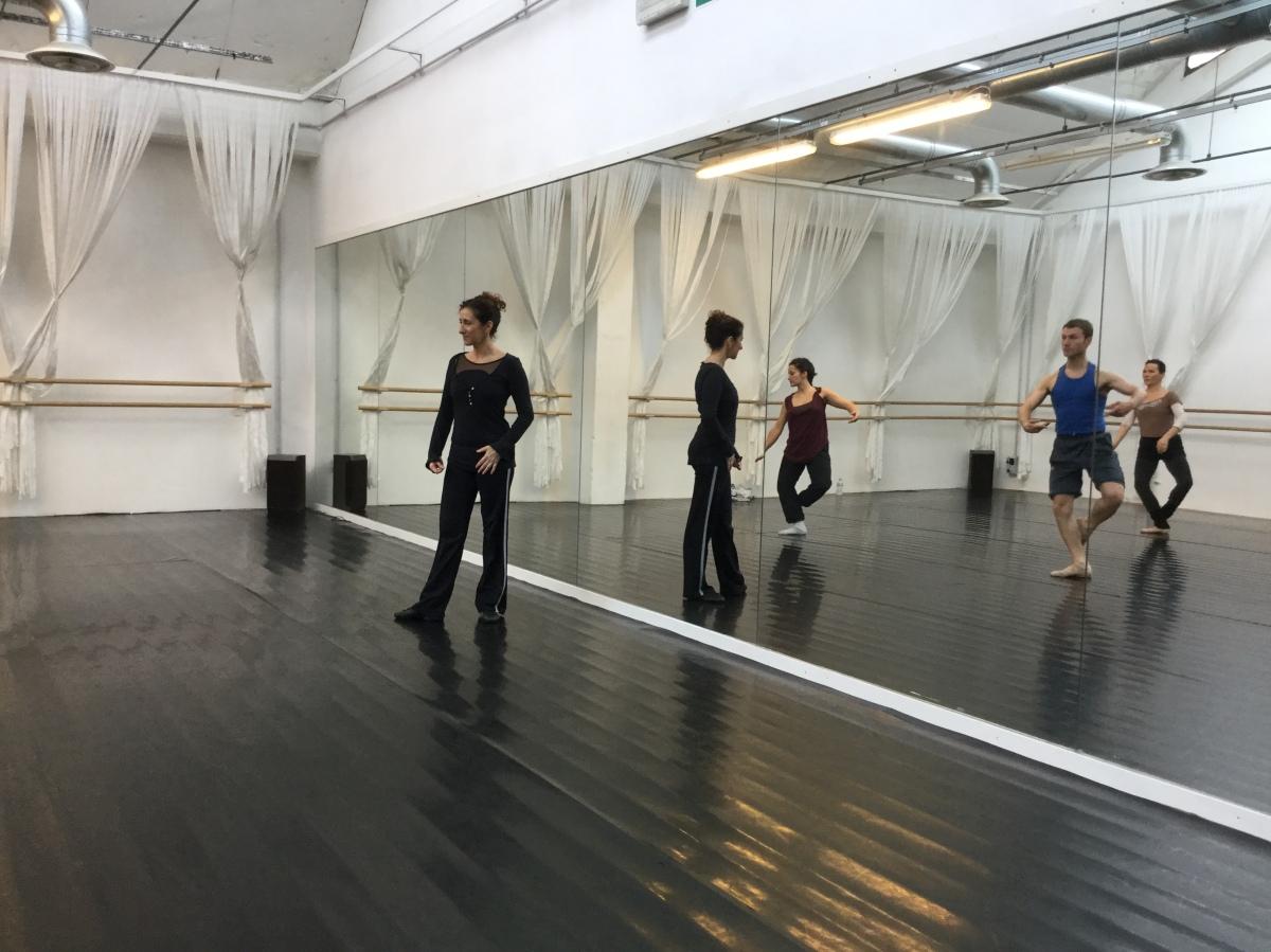 Masterclass per danzatori e ex danzatori con Angela Mugnai a Bologna