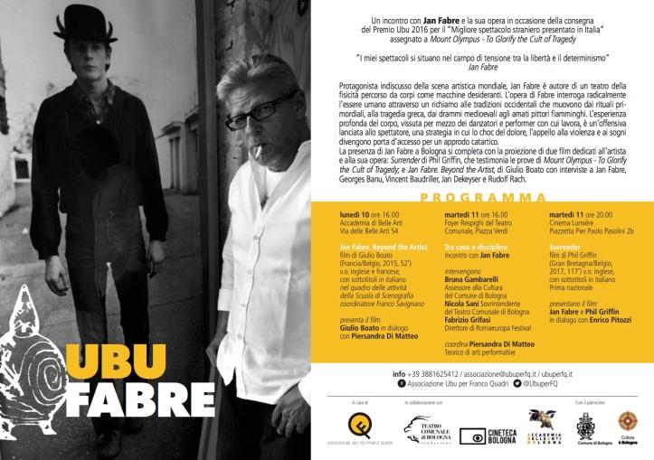 programma UbuFabre
