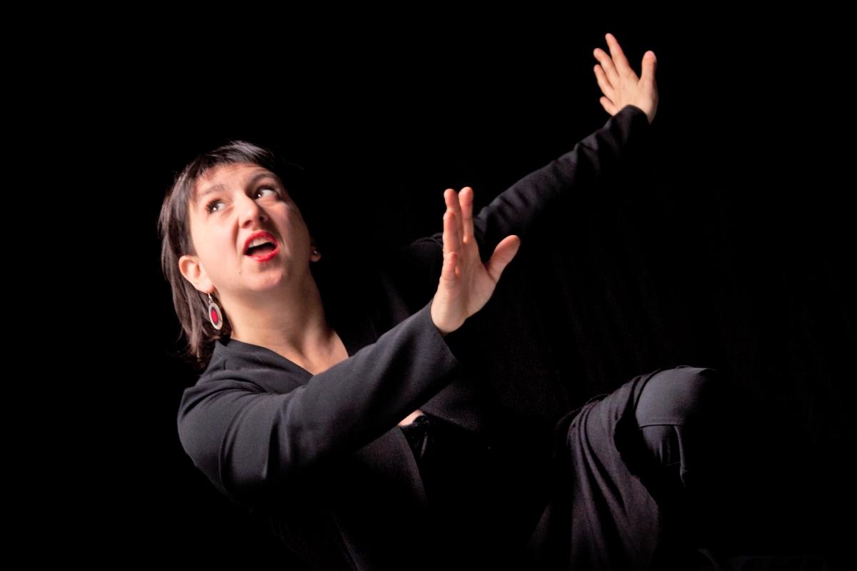 Masterclass con Silvia Gribaudi - 17 settembre