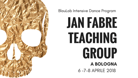 JAN FABRE TEACHING GROUP copertina 6
