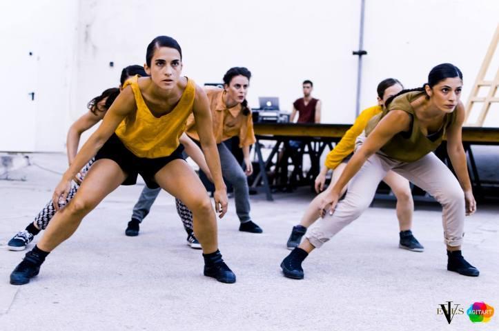 danza, danza urbana, bologna, Stella Spyrou
